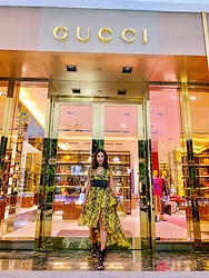 Illy Perez - My Style Collective Shop The Look, House Of She Full Post Here, Black Winged Open Toe Heels - Late Night Luxury Visits