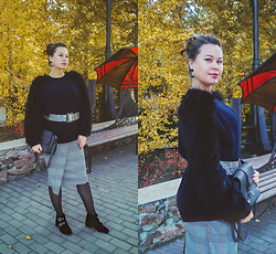 MARIA NECHEPURENKO -  - Look of the day