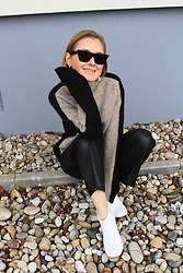 Anna Borisovna - Other Stories Sweater, H&M Pants, Céline Shoes - New on www.annaborisovna.de
