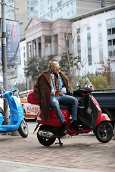INWON LEE - Byther Coat - Motorcycle