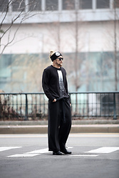 INWON LEE - Byther Knit - Gothic Wear