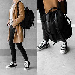 Nena F. - Gaston Luga Backpack - GASTON LUGA