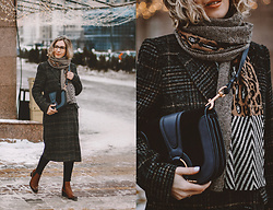 Margarita Maslova - See By Chloé Bag - Winter vibes