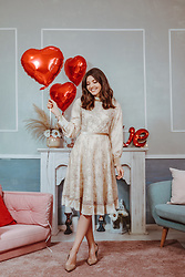 Larisa Costea -  - Hearts and lace