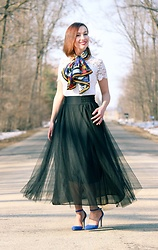 Lindsey Puls - Newchic Maxi Skirt - More Maxi Skirts, Please
