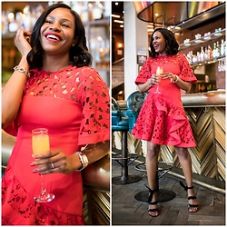 Monica Awe-Etuk -  - THE BEST COLOR TO WEAR FOR DATE NIGHT