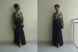 Luana Carvalho Isidoro - Citycol Long Skirt - Look 17
