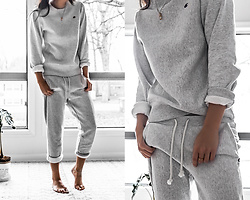 Kristina - Champion Sweatshirt - Casual champion basics