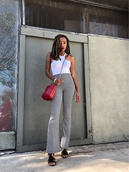Shanell Holland - Forever 21 Pant, Aldo Shoe - Angles