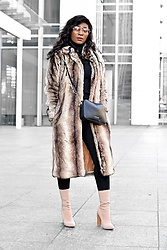 Eunice Addo -  - Black and Fur