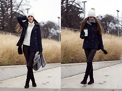 Ewa -  - Casual winter outfit