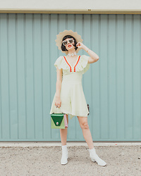 Amy Roiland - Romper - Yes