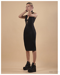 Vlada - Kuashaka Dress - Black dress