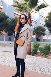 Lina . - Sfera Pants, Shein Turtle Neck Top - THERE'S NO BETTER TIME THAN NOW