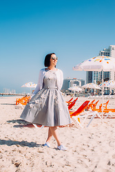 Lindsey Puls - Tatyana Boutique Dress - The Perfect, Vintage-Inspired Dress for Spring
