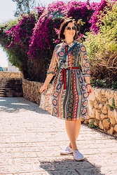 Lindsey Puls - Stylewe Dress - What I Wore to Explore Tel Aviv, Israel