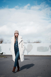 Daniella Robins - & Other Stories Coat, Vagabond Boots - Mood: Things I'm Grateful For