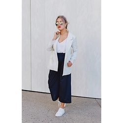 Sabina Im -  - Smart casual vibes