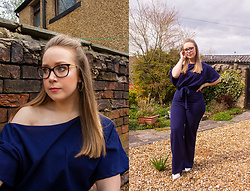 Emma Reay - Dropship Clothing Jumpsuit Gifted - OCCASION WEAR ON A BUDGET