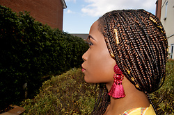 Kudz Ai - Hm Earrings - Beauty