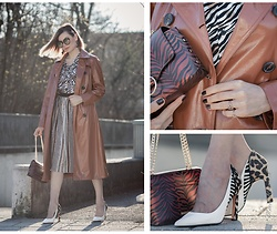 Maria R -  - Mixing Animal Prints