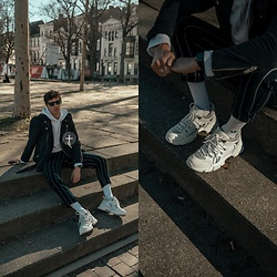 Matthias Geerts -  - How to style the Flashtrek Sneaker