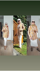 Reni E. -  - One blazer - three looks