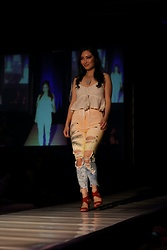 Kimberly Kong -  - In Christy's Shoes Fashion Show Recap