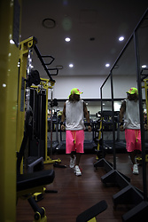 INWON LEE - Byther Short Pants, Byther Cap - I love gym