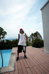 INWON LEE - Byther Tanktop, Byther Short Pants - Vacation