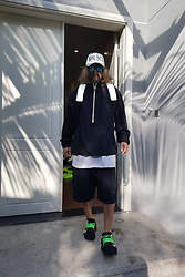 INWON LEE - Byther Hoodie, Byther Cap, Nike Shoes - Outdoor