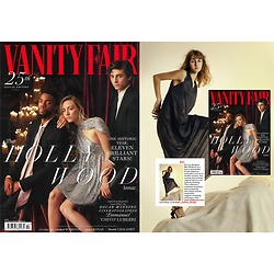 "LOUSHKA -  - VANITY FAIR 25TH ANNUAL EDITION ""The Hollywood Isue"""