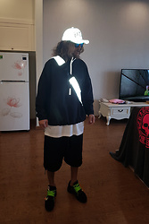 INWON LEE - Byther Cap, Byther Shoulderbag, Nike Shoes - In the home