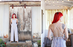 Dana Nguyen - Forever 21 Jumpsuit - Think Vertically