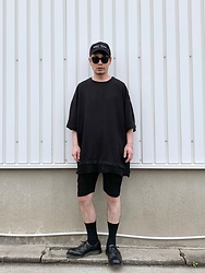 ★masaki★ - Kollaps Japanese Cap, Dr. Martens 3hole - Japanese Cap [made in JAPAN]