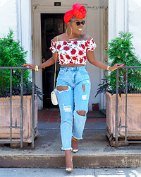 Kelly W -  - Off The Shoulder Tops All Summer !9