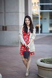 Kimberly Kong -  - My Favorite Chunky Cardigan + Other Affordable Styles
