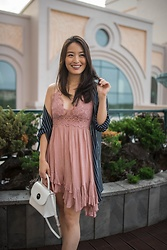 Kimberly Kong -  - The Must-Have Ruffle Mini Dress