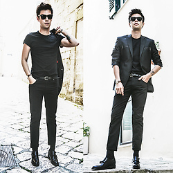 Vini Uehara - Guidomaggi Stresa, Guidomaggi Dress Shoes - STRESA