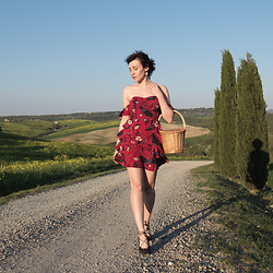 Liuba Kvitka -  - Tuscany dream
