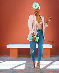 Kelly W -  - The Perfect Summer Blazer