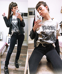 ♡Nelly Kitty♡ -  - OOTD#70 Full Of Hell