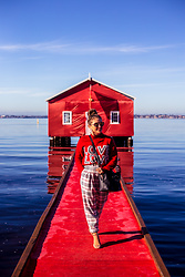 Monique Ceccato -  - Red Boat Shed