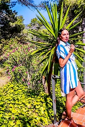 Carmen Adan -  - SHIRTDRESS AND STRIPES
