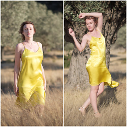 Liuba Kvitka -  - Sunshine dress
