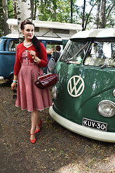 Ventovir -  - Big Wheels Retro Car Event Outfit