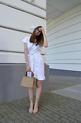 KRST VIEW -  - Linen Dress