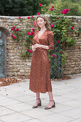 Holly Read - And Other Stories Maxi Dress - River and Roses