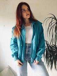 Christine Morrison - Vintage Jacket - Hey.