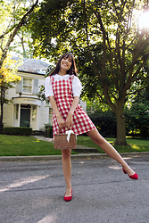 Carolina Pinglo -  - Gingham Picnic